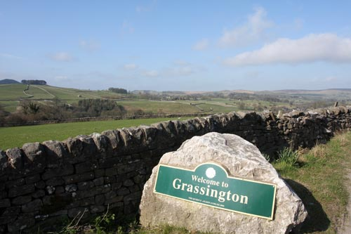 Welcome to Grassington in Yorkshire Dales
